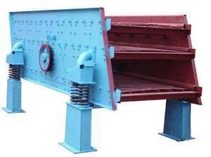 Vibrator screen