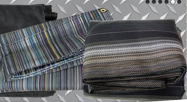 muti mesh /vinyl / PVC coated mesh sheet