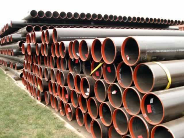 factory made LSAW SSAW steel pipe for oil and gas industry