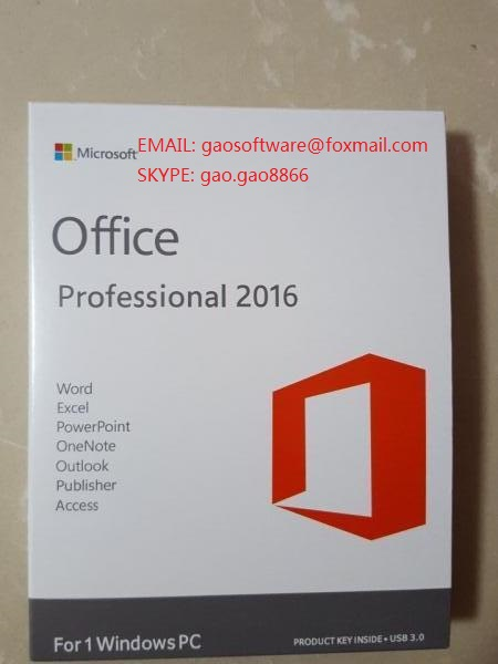 office 2016 professional pro pkc key cards 100% online activation
