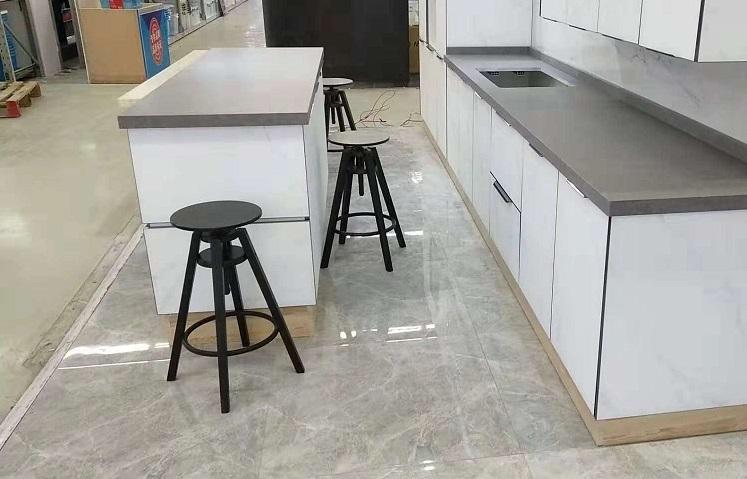 simple series Quartz stone slab