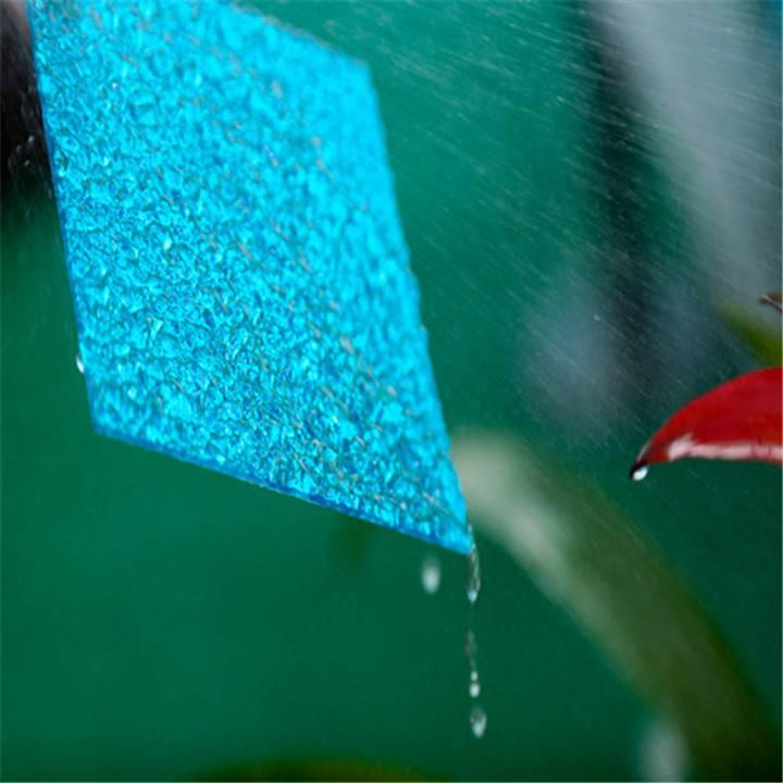 XINHAI lexan bayer 2mm 3mm 4mm solid polycarbonate sheet embossed pc panels