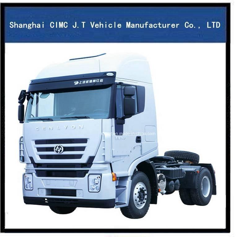 Genlyon 4X2 Tractor Head/Truck