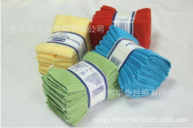 Household Kitchenware  super-absorbent dish towel 30*30 cm microfiber cleaning cloth