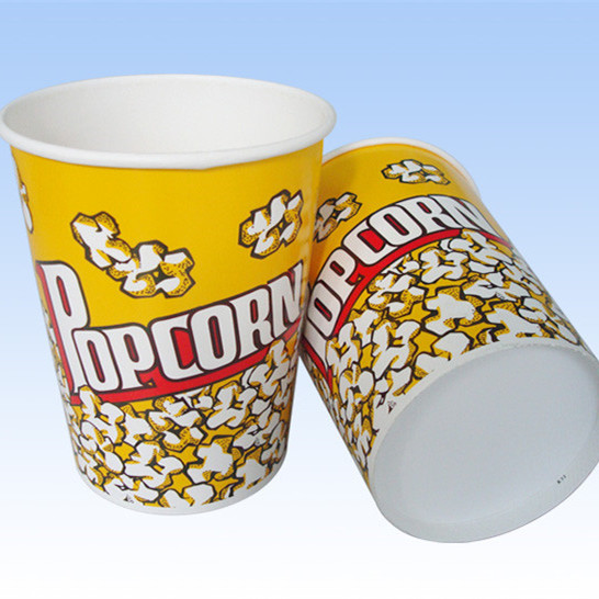 popcorn cup bulket for movie theater