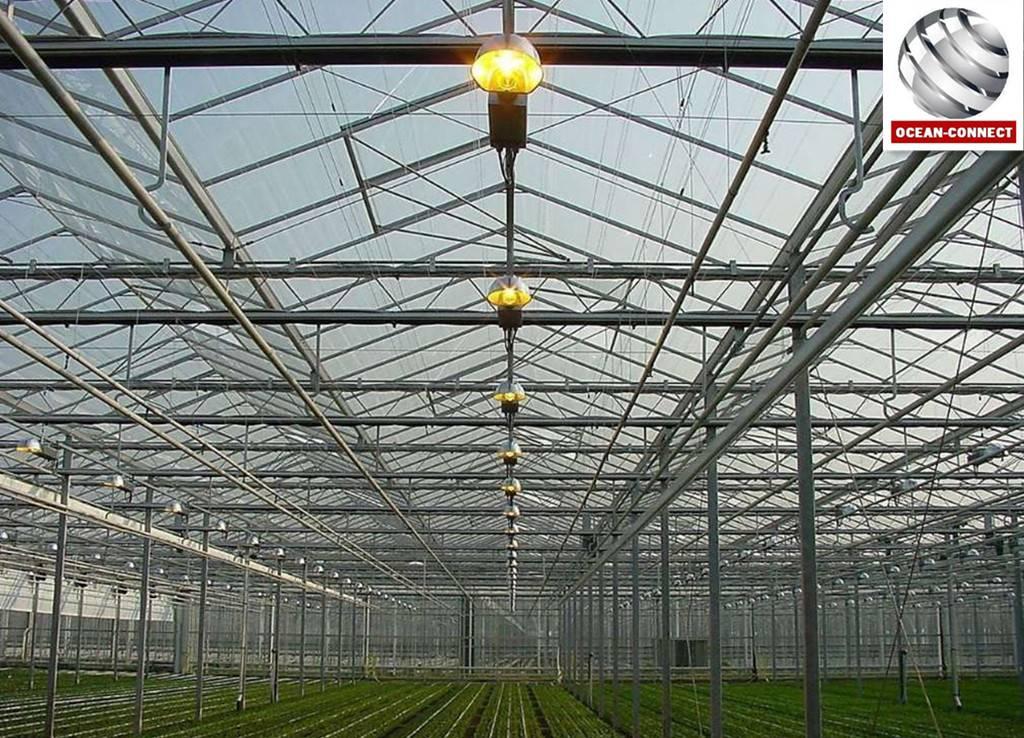 Galvanized Greenhouse Pipe