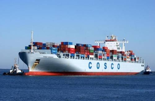 sea freight China to Finland, Sweden, Norway, Iceland, Denmark
