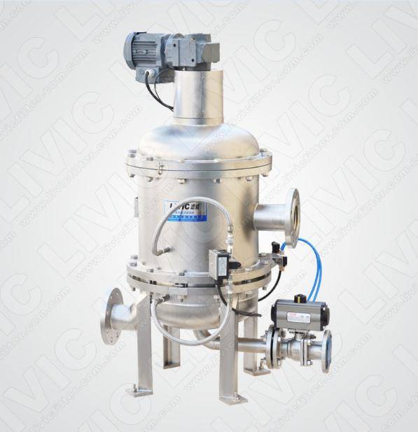 XF series Automatic Back Flushing Filter