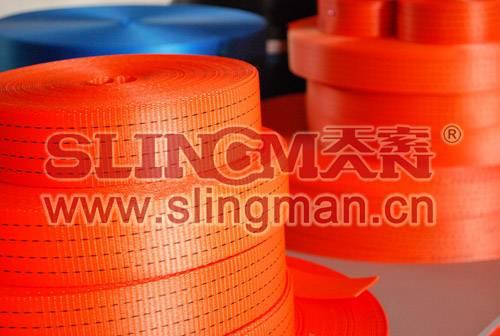 China supplier lashing belt cord strap webbing material for lashing straps web lashing tie down stra