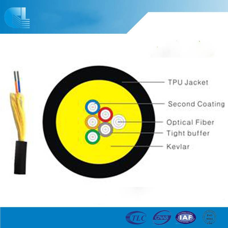 Tactical Fiber Optic Cable