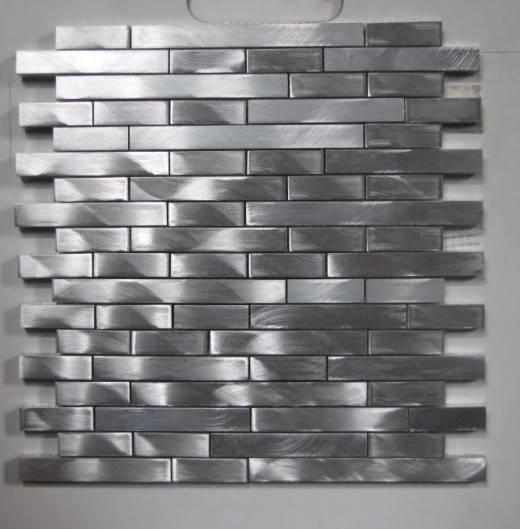 aluminium metal mosaic tiles MA-12