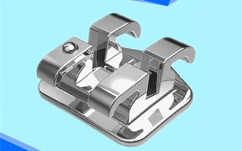 China Metal Injection Molded MIM Teeth-Orthodontic Bracket Accessories,