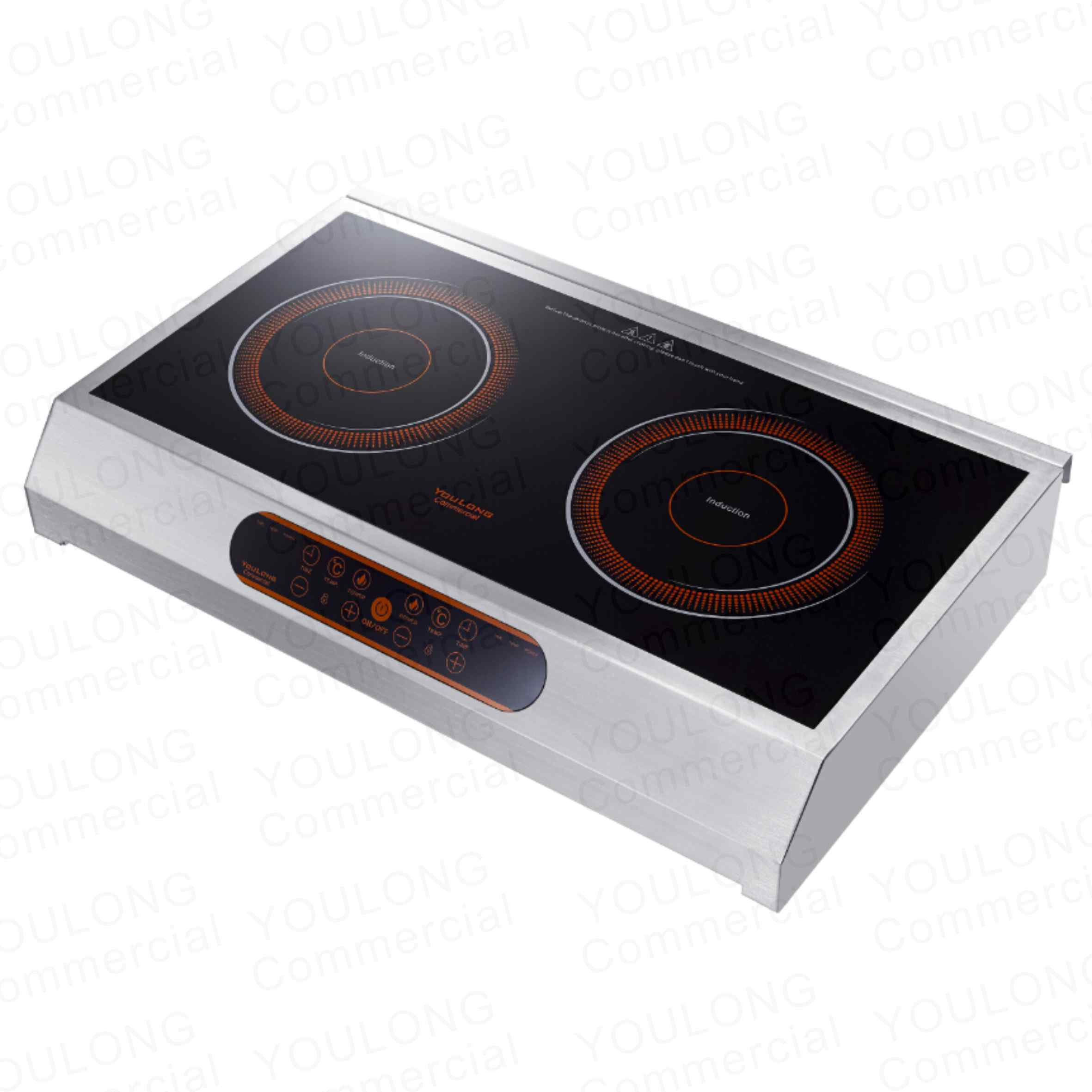 induction cooker(2 burner)C7001-S Touch Control