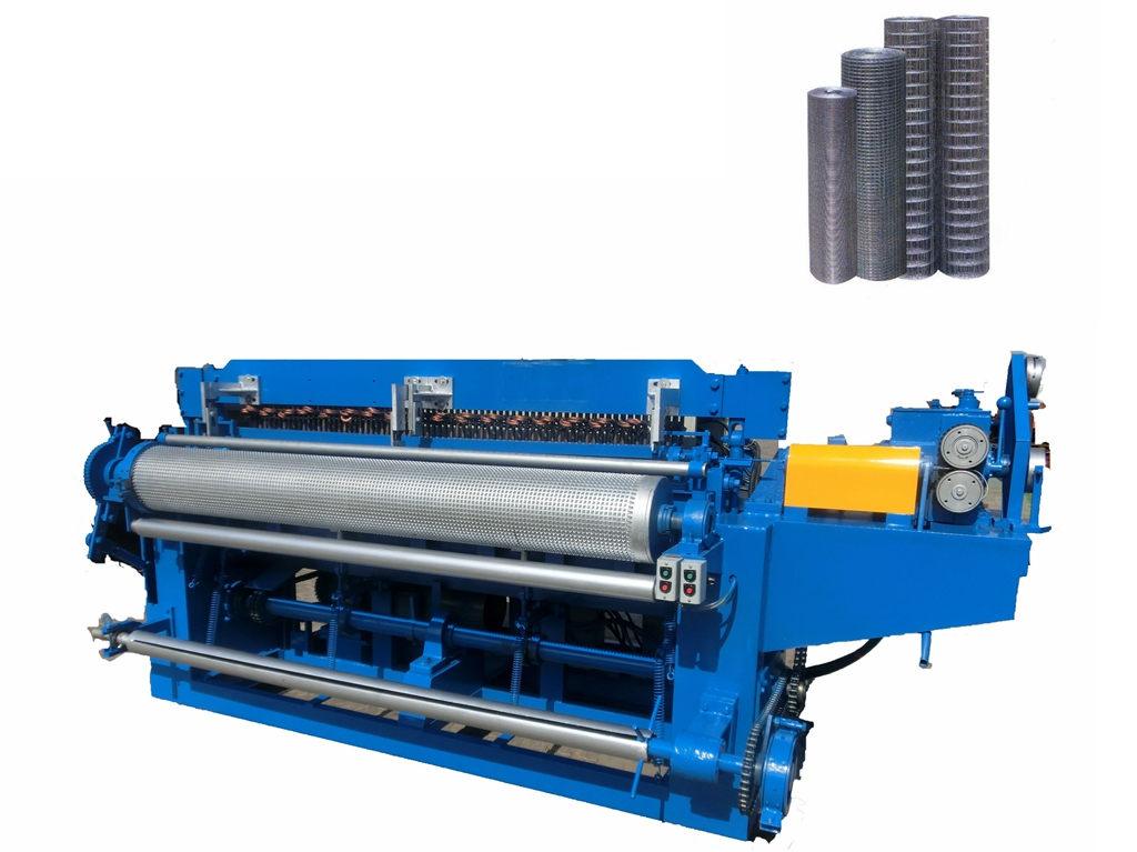 Automatic Stainless Steel Welded Wire Mesh Machine Supplier