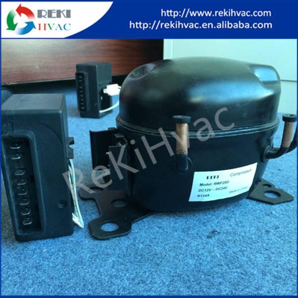 BLDC 12/24VDC Piston Compressor - F series