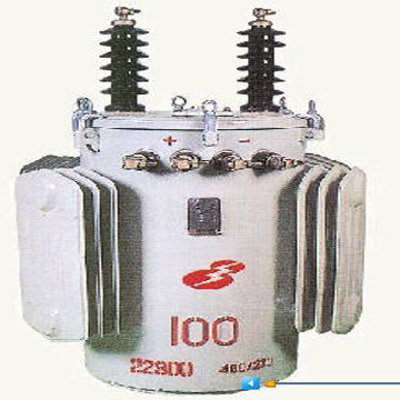 Transformer for Electric Supply (single-phase 22.9KV)