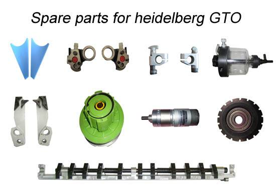 Spare part for offset printing machine Heildelberg GTO