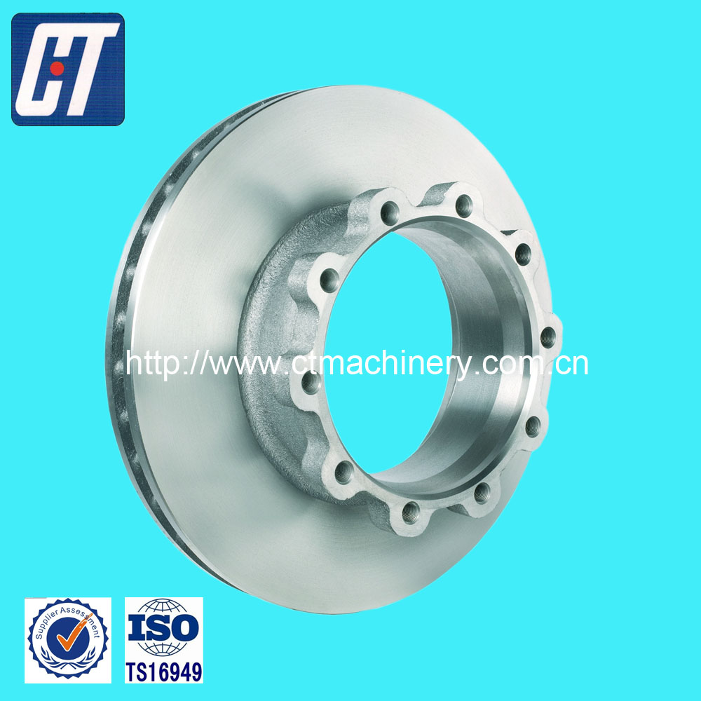 Braking System Brake Disc Brake Drum with OEM Quality