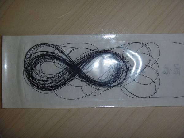 USP4/0 High Quality Nylon Suture Thread