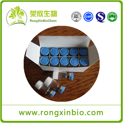 Hot sale GHRP-2 CAS158861-67-7 Wholesale Healthy Human Growth Hormone Peptides For Fat Loss 5mg /V