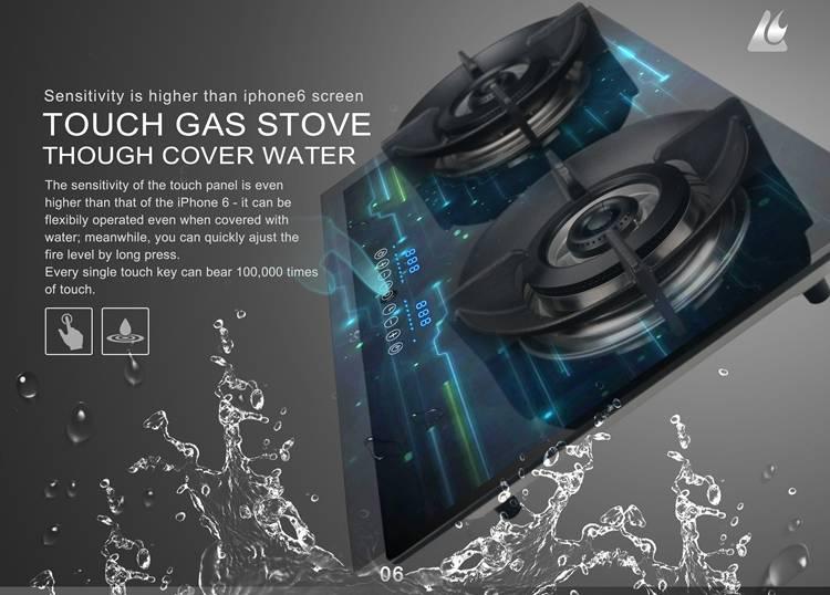 Dual protection gas furnace self-power