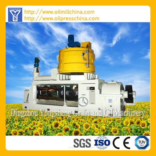 Edible Oil Processing Machinery
