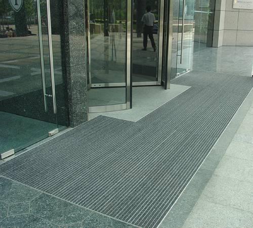 Aluminium Alloy Floor Mats