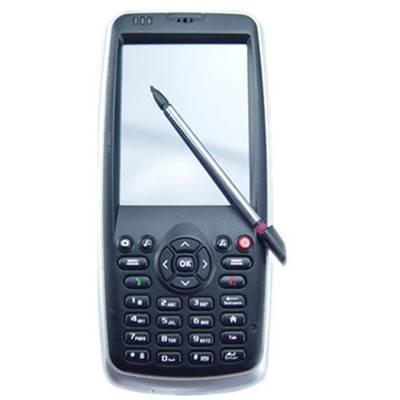Logistics Spot Ordering Use PDA/Windows Mobile 6.5 Smart Phone/Hf Lf RFID Reader/1dimension CCD Lase
