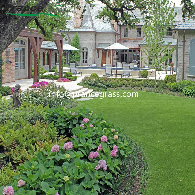 Kids Love Landscaping Artificial Grass for Yards