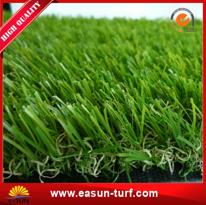 natural looking artificial fake lawn for garden and roof decoraion-AL