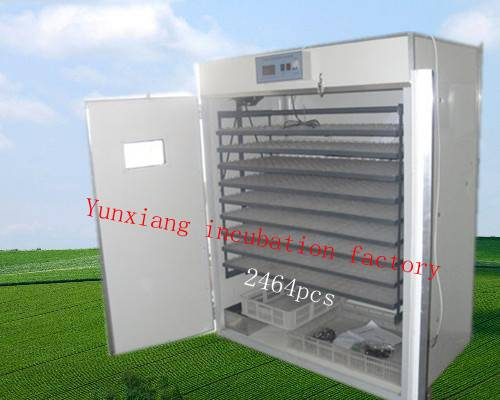 2464chicken egg incubator for hatching eggs
