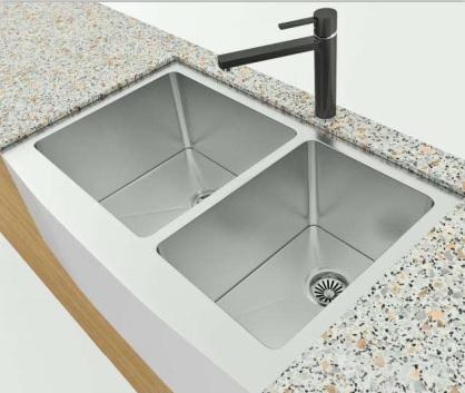 Handcraft apron farm sink-KBHD3320C