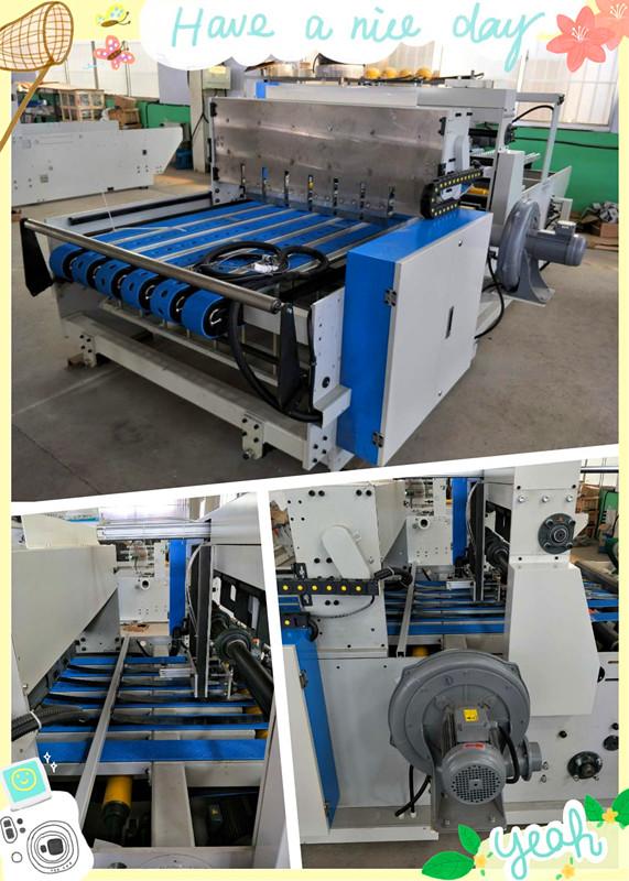 Full Automatic Folder Gluer Bottom Folding
