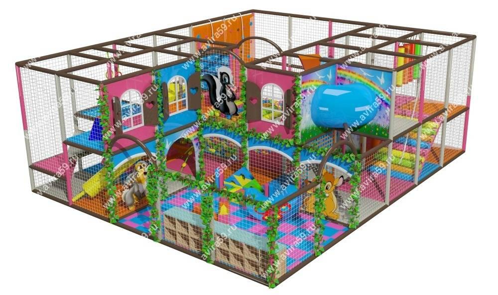 Indoor playground Fairy Forest