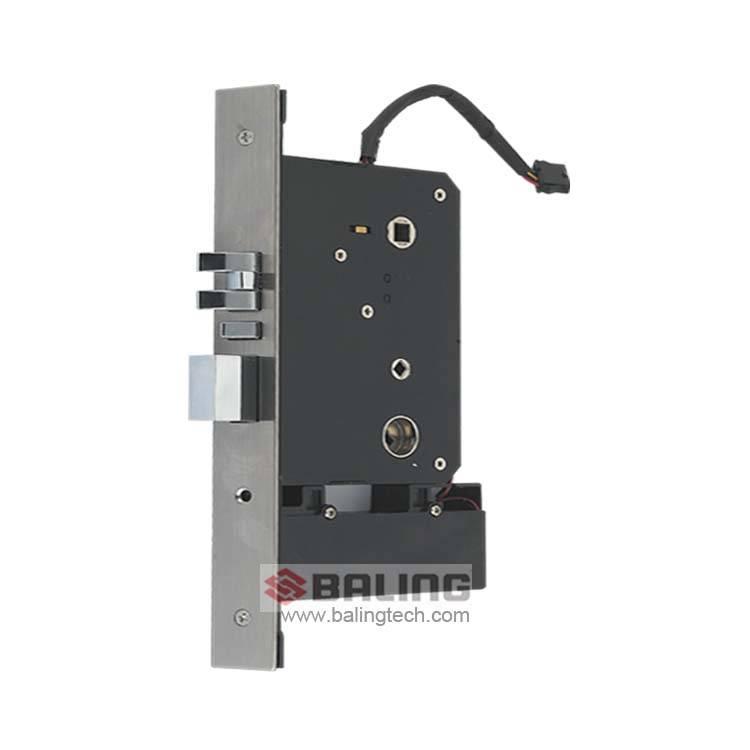 Lock Body  ZN-ST9370C(Steel Wiredrawing GLS)