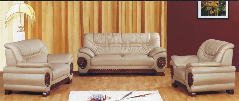 Free Shipping Home Supplies Living Room Furniture Sofa 3 Pieces