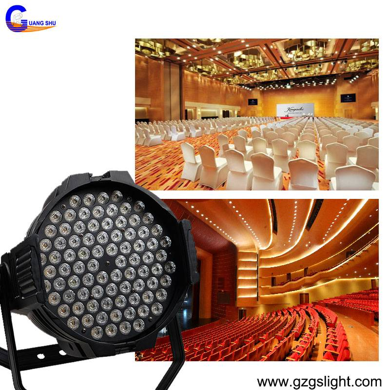 Featured product RGBWA 843w Multi-functional LED Par Can Light with superior light efficiency