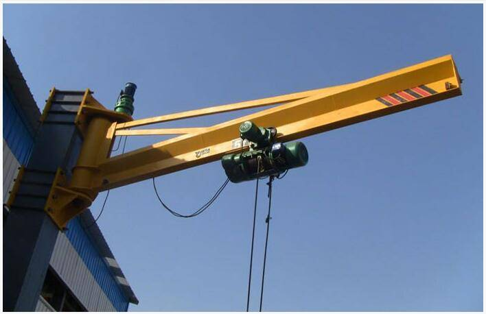 0.25 ton wall mounted jib crane