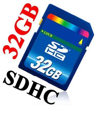New 32GB SD SDHC Flash Memory Card 32G Secure Digital