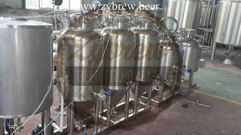 Beer brewery equipment for home brew