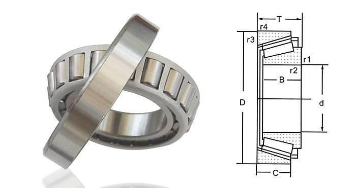 Taper Roller Bearing  30304 TIMKEN bearing