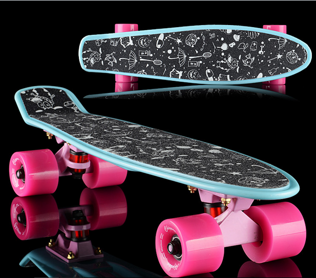 Penny Skateboard with HIGH QUALITY