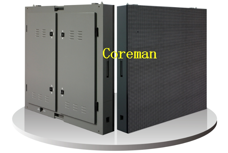 slim cabinet video for stage and rental p5 p6 p8 p10 outdoor led display full color led board fixed