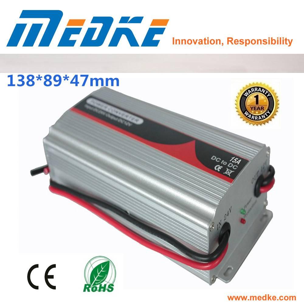 Dc Dc converter Voltage Converter 24v 12v 15a outdoor power converter