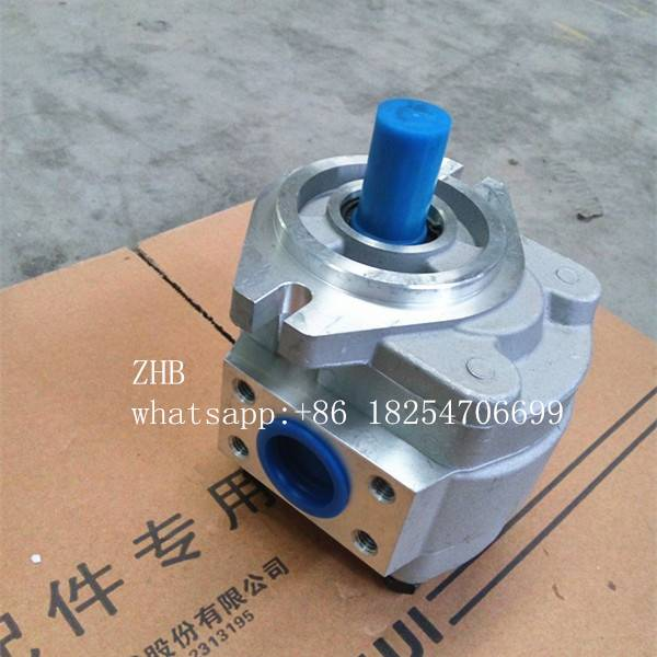 SHANTUI motor grader parts gear pump