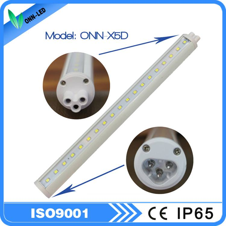 x5d 12V 24V 220V Aluminum led tube freezer lighting fixture for refrigerator lighting