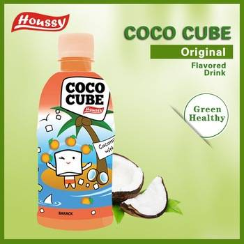 Houssy nata de coco drinks with coconut water