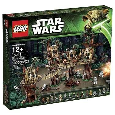 WHOLESALE LEGO Star Wars 10236 Ewok Village