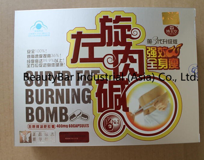 Super Fat Burning Bomb L-carnitine Slimming Capsule