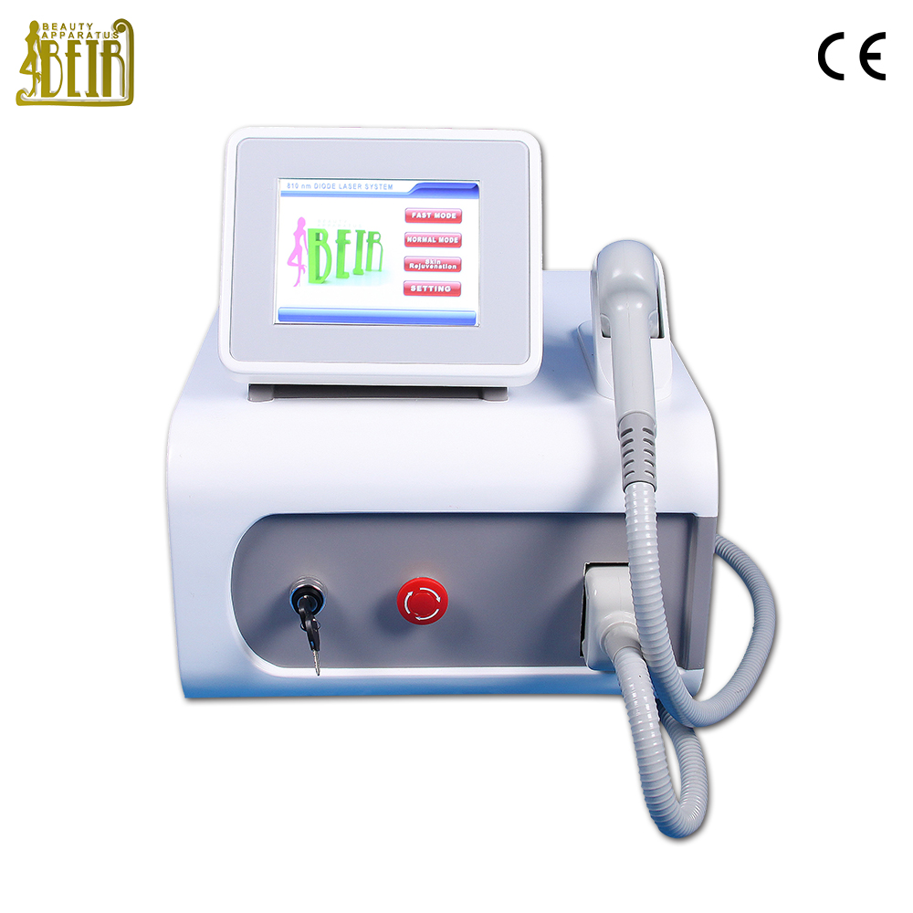 New technology 810nm diode laser hair removal machine DL811